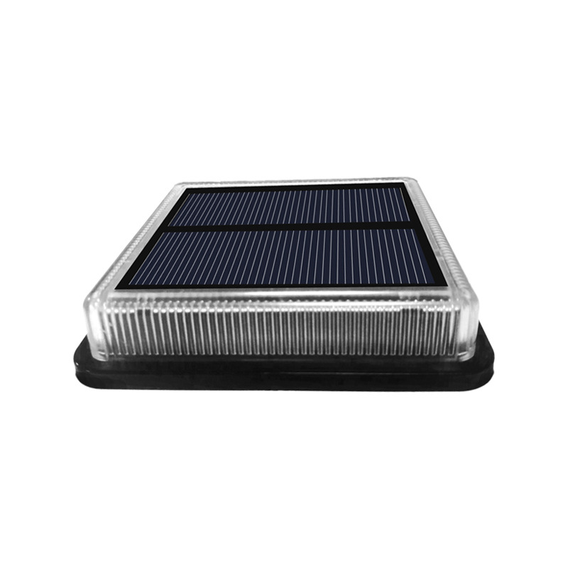 Outdoor LED Solar Underground Light 1 Waterproof Stair Light Wall Mounted Step Light IP68|Solar Lamps| |  - title=