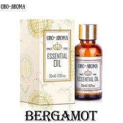 Beroemde Merk Oroaroma Natuurlijke Bergamot Essentiële Olie Antibacteriële Huid Olie Controle Als Voor Psoriasis Acne Bergamot Olie