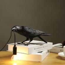 Seletti auspicioso luz da noite candeeiro de mesa sala de estar quarto cabeceira parede forma animal