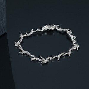 Image 1 - 2019 nova moda gaivotas design pulseiras marca original luxo delicado pulseiras feminino senhora menina presente