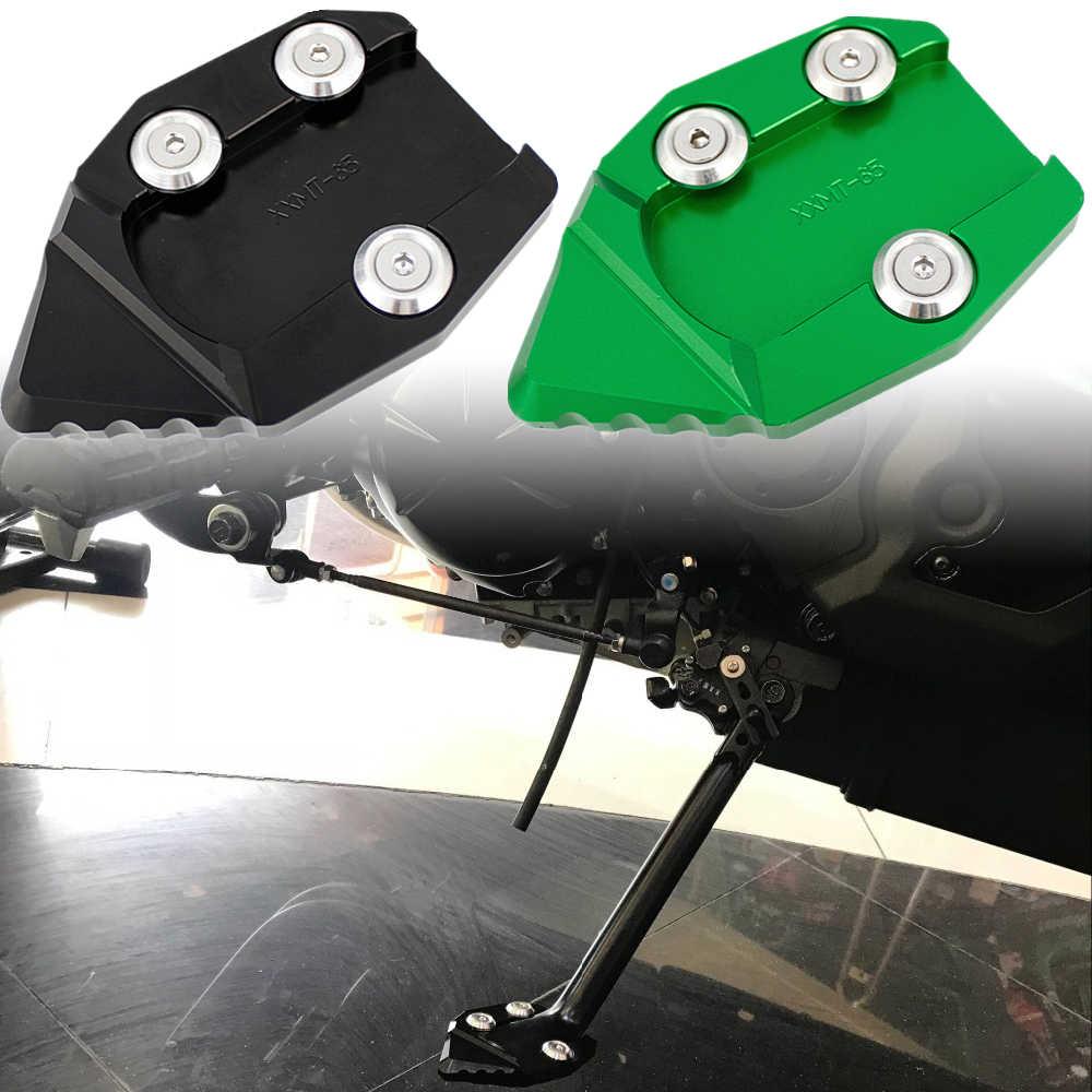 Для Kawasaki Vulcan S EN VN 650 2015-2020 боковая крышка двигателя пластина статора защитная накладка Рамка слайдер подставка защита цепи