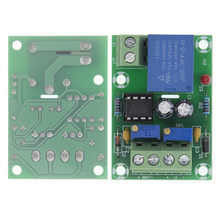 XH-M601 Intelligent Charger Power Control Panel Automatic Charging Power 12V Battery Charging Control Board For Diy(China)