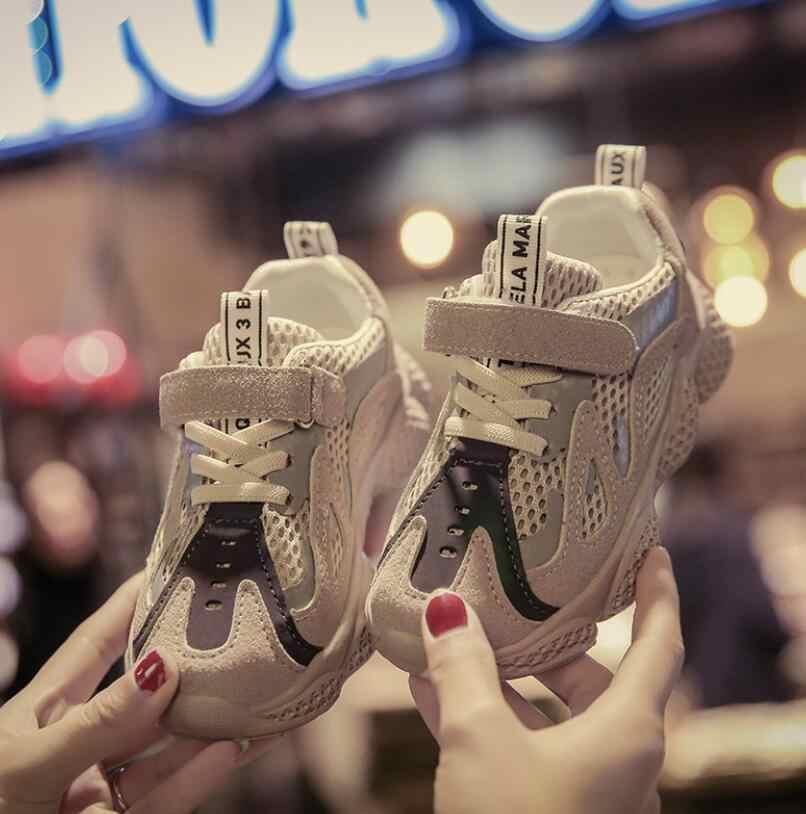 Детская обувь; кроссовки для мальчиков; спортивная обувь для девочек; весенние кроссовки для отдыха; Повседневная дышащая детская обувь для бега; Баскетбольная обувь