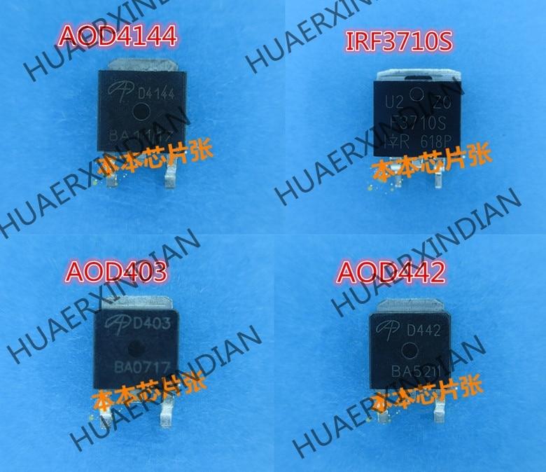 10PCS New AO D442 AOD442 TO252 Transistor