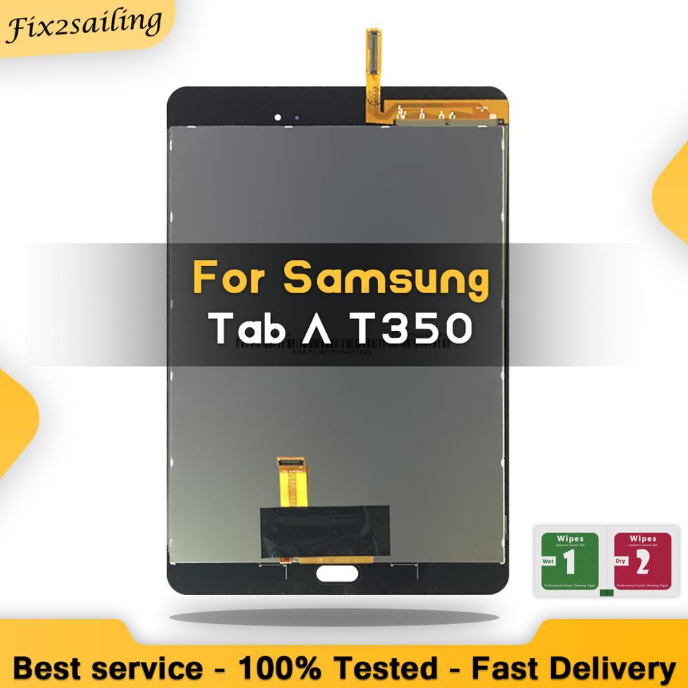 Grey LCD Display Touch Screen Digitizer For Samsung Galaxy Tab A 8.0 SM-T350