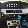 Для BMW CCC беспроводной carplay коробка E60 E61 E63 E64 E65 E70 E71 E90 E91 E92 E93 E81 E82 E85 E87 E88 Android авто комплект обмена потоковыми мультимедийными данными (airplay) ссы...