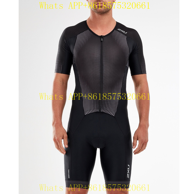 2020 amo A Dor Speedsuit Speedsuit Trisuit Triathlon Dos Homens Ciclismo Skinsuit Manga Curta Maillot ciclismo Roupas de Corrida #01 2