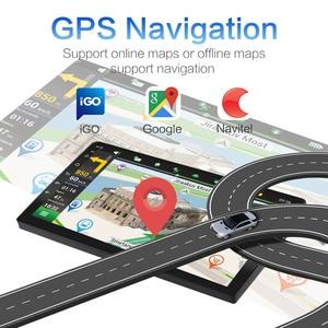 Image 5 - دليل/السيارات ل S MAX S ماكس 2007 2008 2GRAM + 32GROM 2.5D 2Din أندرويد 8.1 الذهاب سيارة مشغل وسائط متعددة لتحديد المواقع واي فاي BT