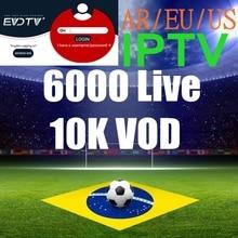 Arabic Premium Germany Greek Italian Swedish French IPTV M3U UK Romania Portugal 6000 Adult XXX Account reseller