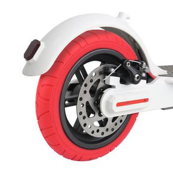 Xiaomi M365 skuter elektryczny DIY opony automatyczne inteligentny bilans 10 Cal zewnętrzna opony opony do Xiaomi M365 akcesoria tanie i dobre opinie Other 12 v Skateboard Tyre Skateboard Tyre Scooter accessories Durable Skate Board Tire for xiaomi mijia m365 Solid Tire Outer Tube