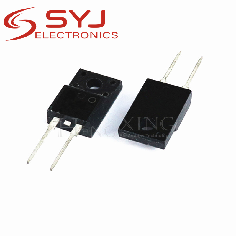 5 шт./лот STTH10LCD06FP STTH10LCD06 TO-220F-2 600 в