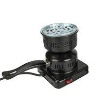 Shisha Hookah Coal-Lighter Stove-Charcoal Burning-Stove Hot-Plate Smoking-Accessories