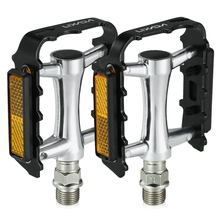цена на Lixada Bike Pedals Lightweight 9/16IN Bearing Bike Pedal mtb/bmx/Road Bike MTB Bicycle Cycling Pedals Bicycle Parts Pedals