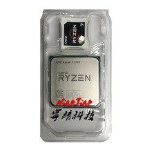 AMD Ryzen 7 2700 R7 2700 3.2 GHz ثمانية النواة Sinteen موضوع 16 M 65 W معالج وحدة المعالجة المركزية YD2700BBM88AF المقبس AM4