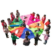 Kindergarten Whac-A-Mole Rainbow Umbrella Toy Parent-child A