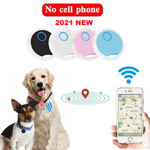 4PC GPS Tracker For Dogs Cats Mini Tracking Loss Prevention Waterproof Device Tool Pet GPS Locator