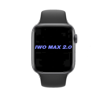 IWO MAX 2 X7 Bluetooth Smart Watch Call Full Touch Screen Sports Fitness Tracker Heart Rate Blood Pressure Smartwatch Pedometer