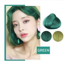 1pcs 50ML Color Changing Wonder Dye Hair Disposable Dye Gray Hair Color Cream Thermo Sensing Shade Shifting Hair Color Wax