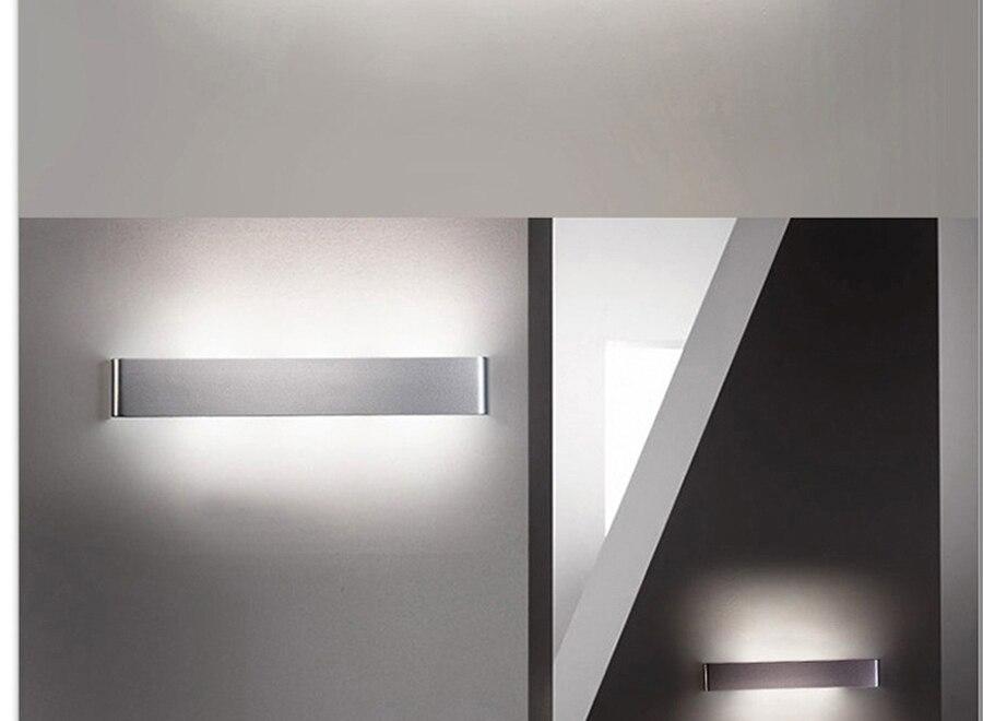 estar banheiro para casa decoração arandela luz 90-260 v lamparas de pared