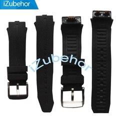 100% Warranty Watchband Watch Strap Plastic Rubber Straps with Antenna For LG Urbane 2 LTE w200 Smart Watch Free screws + tools;