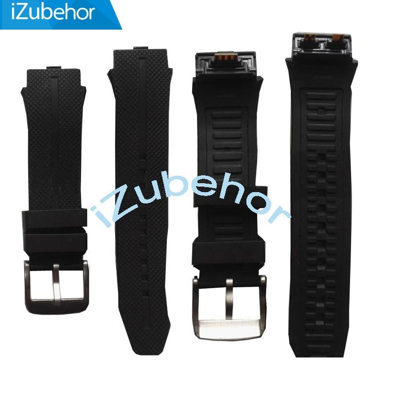 100% garantie bracelet de montre bracelet en plastique caoutchouc sangles avec antenne pour LG Urbane 2 LTE w200 montre intelligente vis + outils gratuits;