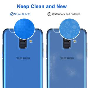 Image 4 - Ultra Thin Transparent TPU for Samsung Galaxy A6 A6Plus A6S 2018 Phone Case Back Cover Clear Silicone Fundas GalaxyA6 Plus Coque