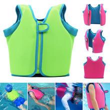 Плавучесть дети спасательный жилет для плавания высокая прочность