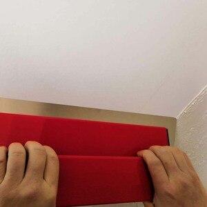 """Image 4 - Gipsplaten Smoothing Spatel Voor Muur Gereedschap Schilderen Skimming Flexi Blade 15.7 """"40Cm Afwerking Spatel Tool Ideaal"""