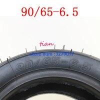 Бесплатная доставка 11 дюймов 90/65-6,5 пневматические шины для электрического скутера Ультра для беговых шин бескамерные шины