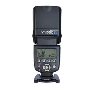 Image 4 - YONGNUO Speedlight For Canon Nikon Olympus Panasonic Pentax Camera Flash YN560IV YN560 IV YN560 IV Wireless Flash Speedlite