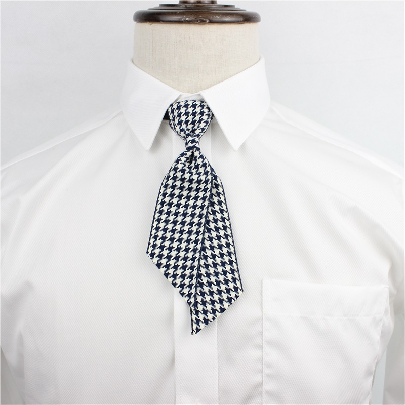Business Tie Bow Necktie Hotel Stewardess White Collar Office Daily Jaccessories Men's And Women's Students Trendy Bowtie Gifts
