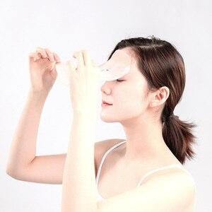 Image 5 - Hanajirushi椿保湿白シートマスクセット顔ラップスキンマスクフェイスマスクwhitheingマスク10個