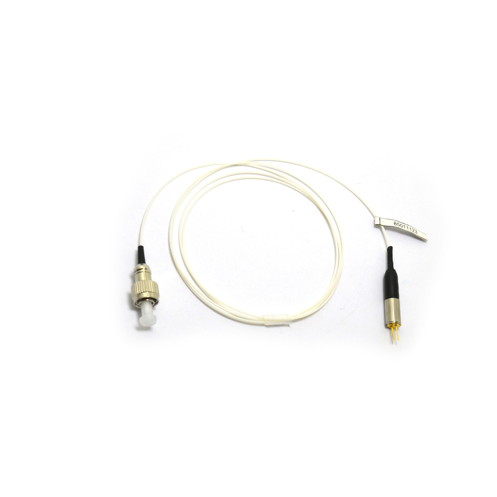 850nm FP Laser Diode Single Mode 9um (60mW) Fiber Output Power FC-PC Interface