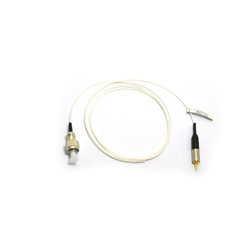850nm FP Laser Diode Single Mode 9um (60mW) Fiber Output Power FC-PC Interface