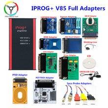 Диагностический программатор IProg v85 с поддержкой IMMO + коррекция пробега + сброс подушки безопасности IPROG с K линией/адаптером CAN Iprog v83