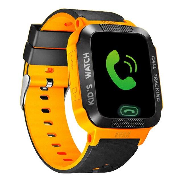 Children Touch Color Screen Smart Watch Remote Camera 1
