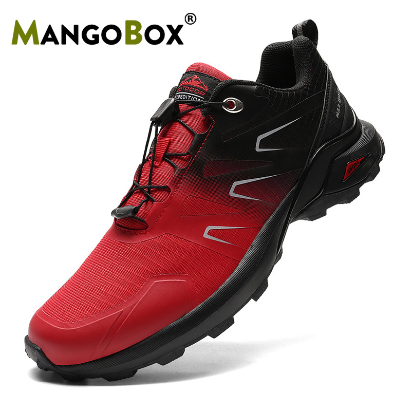 2020 Golf Shoes Mens Outdoor Sport Walking Shoes Sneakers Professional Golf Boot Leather Big Size 40-50 Golf Shoes for Man 1