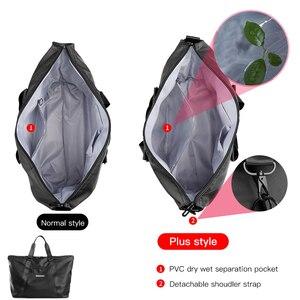 Image 2 - Kuru islak seyahat çantası spor spor çantaları Yoga eğitim Tas kadınlar için spor Gymtas Sac De spor seyahat erkekler Sporttas spor XA79A