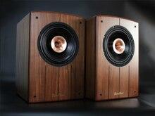 SoundArtist SC8B 8-дюймовый коаксиальный динамик HiFi книжная полка громкий динамик пара