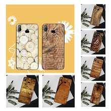 NBDRUICAI Pattern wood textures Bling Cute Phone Case For Samsung A10 A20 A30 A40 A50 A70 A71 A51 A6 A8 2018(China)