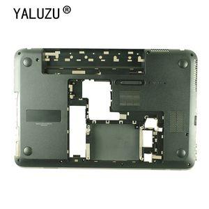Image 1 - YALUZU חדש תחתון בסיס כיסוי תחתון מקרה עבור HP עבור ביתן DV6 6000 D מעטפת תחתון כיסוי דיור פגז
