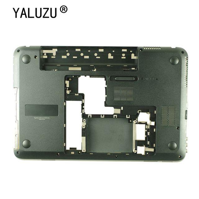 YALUZU חדש תחתון בסיס כיסוי תחתון מקרה עבור HP עבור ביתן DV6 6000 D מעטפת תחתון כיסוי דיור פגז