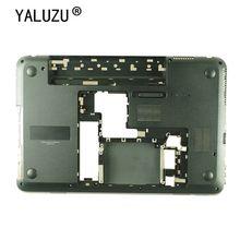 YALUZU NEW Bottom Basis Abdeckung Bottom Fall für HP für Pavilion DV6 6000 D Shell untere abdeckung gehäuse shell