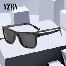 YZRS Brand Retro Designer Sunglasses Men Driving Women Shades Polarized UV400 Gafas Summer Sun Glasses