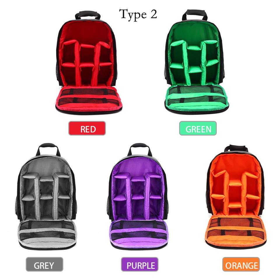 Color : Green, Size : 44x30x16cm Camera Sling Bag Multifunction Camera Video Camcorder Bags Large Capacity 2 in 1 DSLR Camera Bag Shoulder Padded Waterproof Backpack