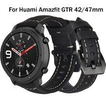 Кожаный ремешок для наручных часов honor magic huawei watch