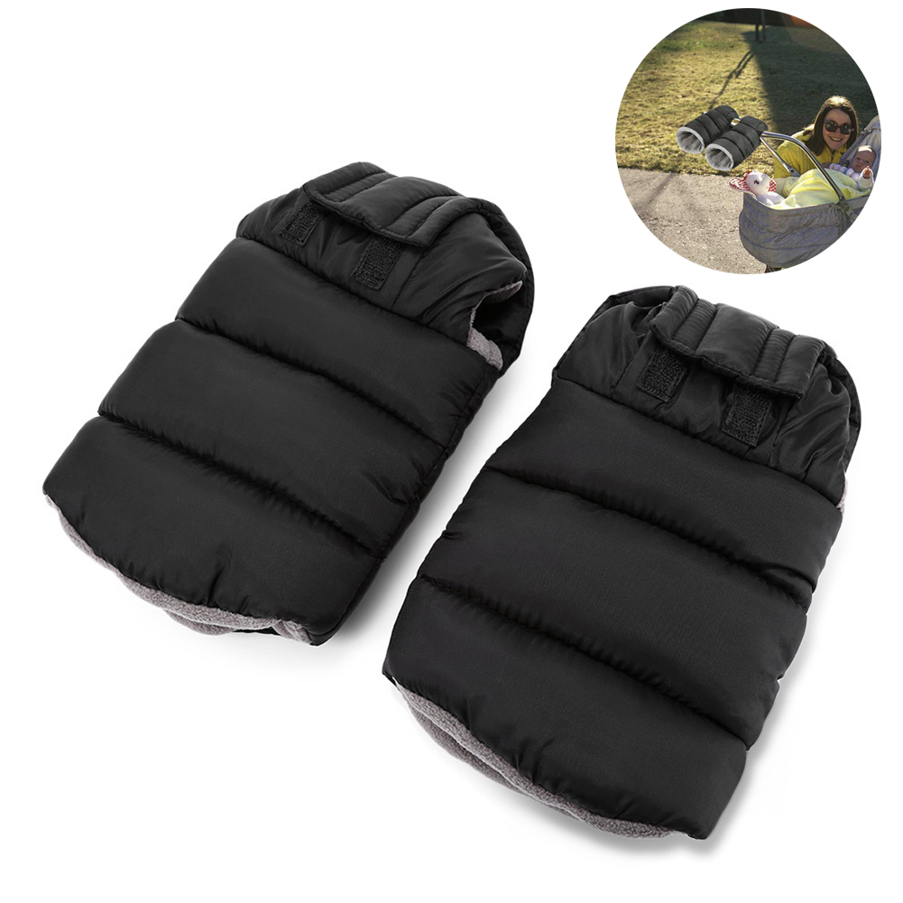 Baby Stroller Gloves Winter Pram Hand Muff Carriage Hand Cover Infants Clutch Cart Muff Anti-Freeze Glove Stroller Accessorie#10
