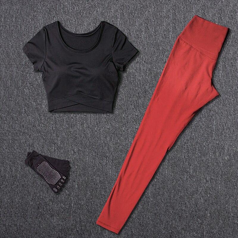 红色纯色-黑