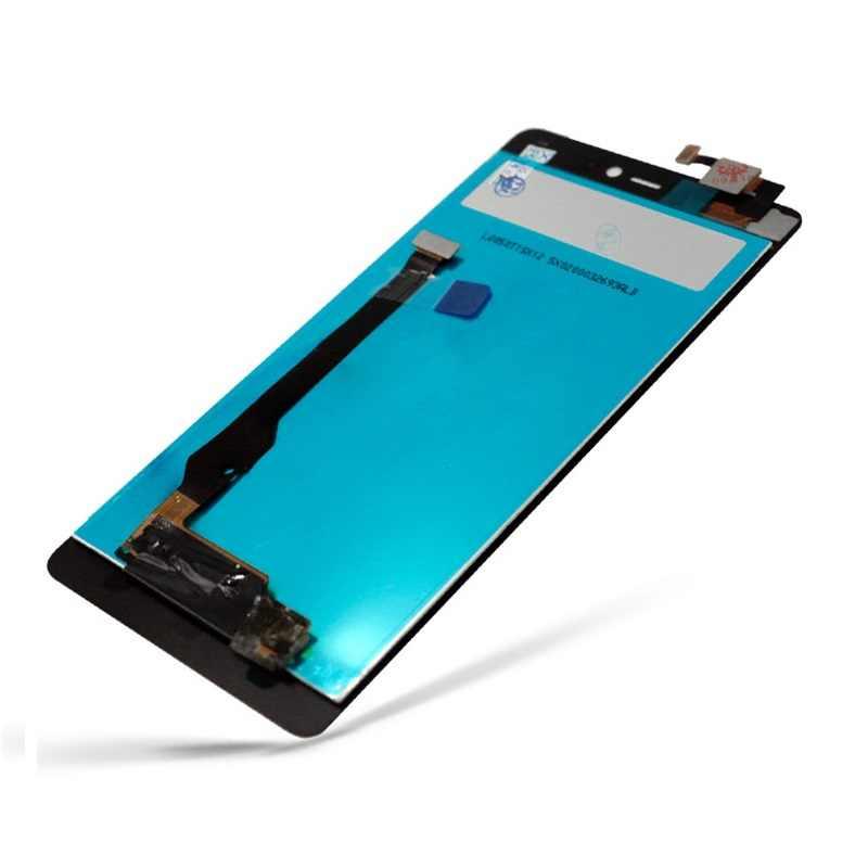 """Öküz 5.0 """"LCD ekran için xiaomi mi mi 4C LCD dokunmatik ekranlı sayısallaştırıcı grup mi 4C M4C yedek Panel 100% test + araçları"""