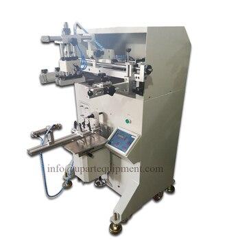 automatic flat/cylinder silkscreen printer